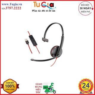 Tai nghe BLACKWIRE,C3210 USB-A/ USB-C Hàng chính hãng
