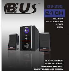 Loa Ebus GS-838 2.1