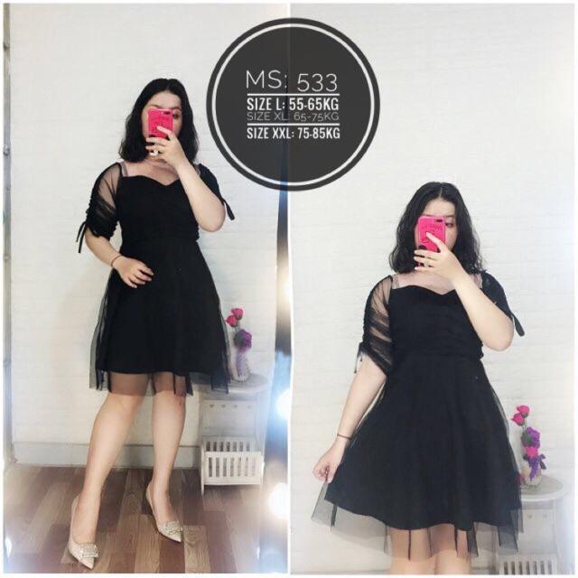 Đầm bigsize 65-78kg