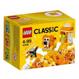 Mô Hình Lego Classic – Lắp Ráp Classic Màu Cam 10709 (60 Mảnh Ghép) – munmac