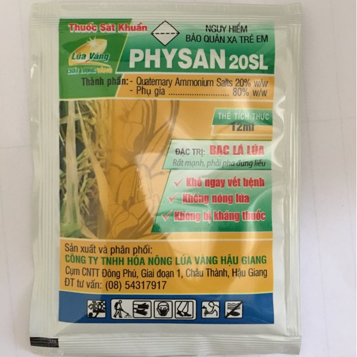 Physan 20SL - sát khuẩn cây 16ml/ gói - 2832883 , 561028828 , 322_561028828 , 14000 , Physan-20SL-sat-khuan-cay-16ml-goi-322_561028828 , shopee.vn , Physan 20SL - sát khuẩn cây 16ml/ gói