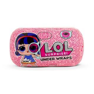 (Hàng Mỹ Chính Hãng) Đồ Chơi L.O.L Surprise Under Wraps Series 4