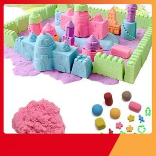 [FLASH SALE] Bộ đồ chơi tạo hình cát động lực cho bé