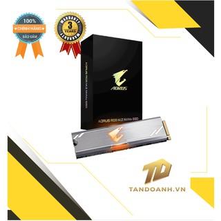 Ổ cứng SSD GIGABYTE AORUS RGB 256GB - PCIe NVMe SSD