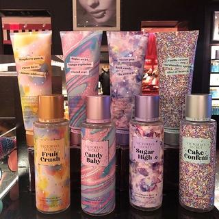 [Victoria's Secret] COMBO Bodymist + Dưỡng Thể Victoria's Secret Fragrance Spray Body Lotion