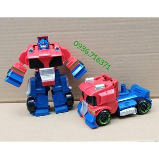 Robot Biến Hình Xe Tải 1 Bước Cho Bé (Hasbro - Mỹ) thumbnail