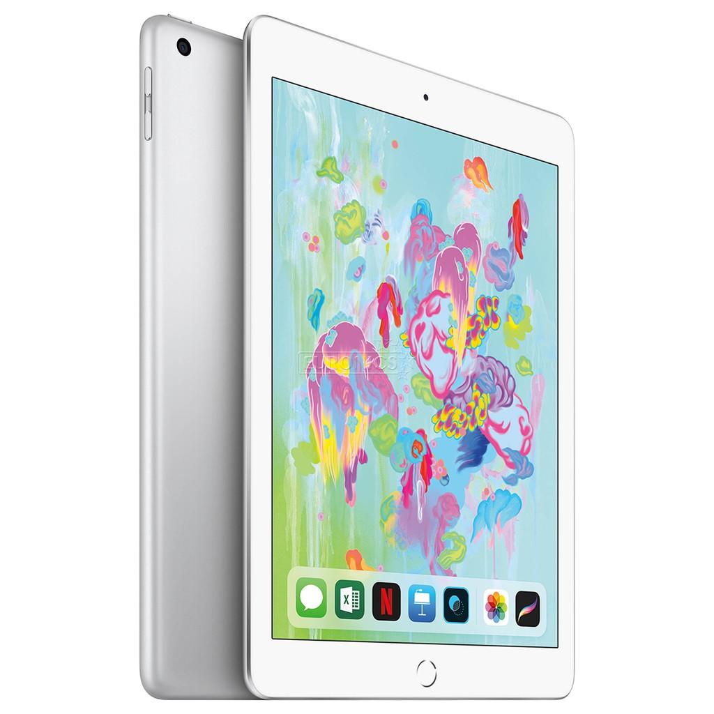 """Máy tính bảng Apple iPad Gen 6 2018 9.7"""" 4G 128GB - Nhập khẩu chính hãng"""