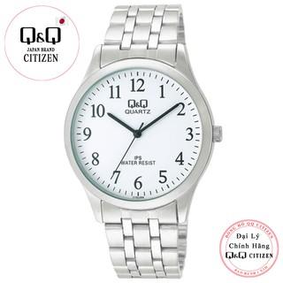 Đồng hồ nam Q&Q Citizen C152J204Y dây sắt thương hiệu Nhật Bản