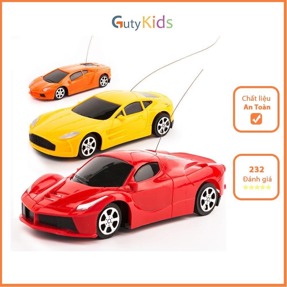 Bộ đồ chơi xe ô tô điều khiển từ xa siêu ngầu cho bé