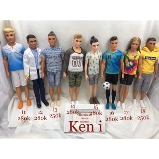 Búp bê Ken chính hãng. Mã Búp bê Ken i thumbnail