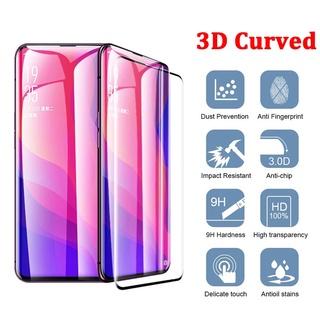 ính cường lực toàn màn hình cho 3D OPPO Find X3 X2 X Reno 5 4 Pro 5G