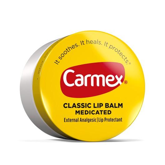 Son dưỡng môi Carmex Classic Lip Balm Medicated ( Hũ 7.5gr)