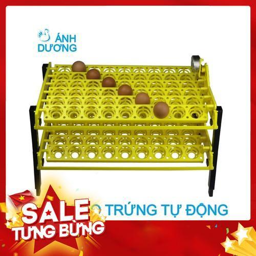 Bộ Khay Đảo Trứng Tự Động 108 Quả Của Máy Ấp Trứng Mini Ánh Dương, Chuyên Ấp Trứng Gà, Trứng Vịt, Trứng Ngan 5