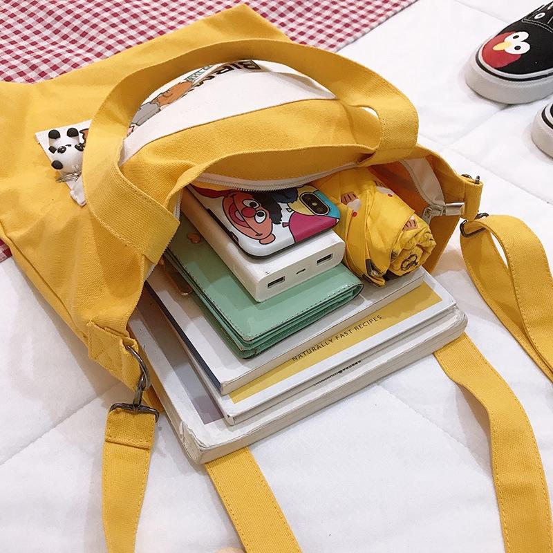 Túi Vải Tote XinhStore Hình Thú