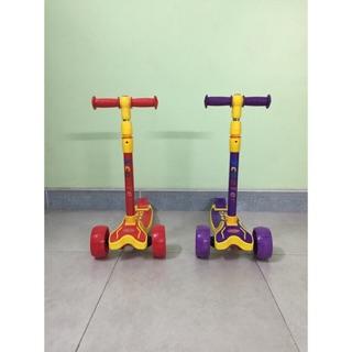 [Mã TOY5 giảm 10% đơn 50K] [ TRỢ GIÁ ] Xe scooter năng động cho bé có phát sáng