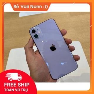 Free Ship Apple iPhone 11 256gb - Bản Quốc Tế Mĩ LL A BH 1 Năm Nguyên Seal Full Màu Siêu Đẹp Full Box Nguyên Seal thumbnail