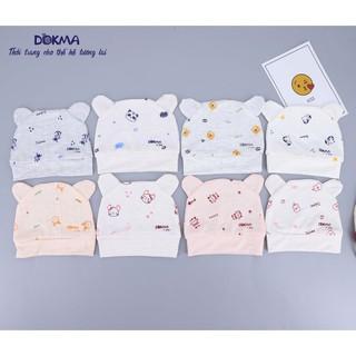 DS202 Mũ bo tròn phối tai Dokma (3-9m)