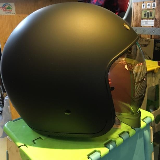 Mũ bảo hiểm fullface royal M139 đen nhám