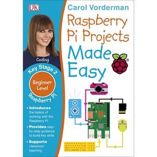 Sách Raspberry Pi Made Easy - Học Lập trình Máy Tính ( Dành CHo Bé Từ 5 tuổi ) thumbnail