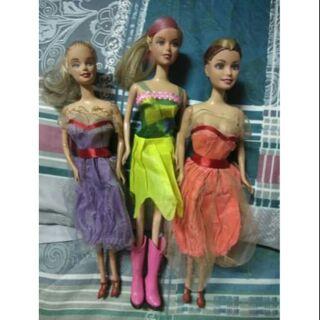 búp bê barbie cho bé
