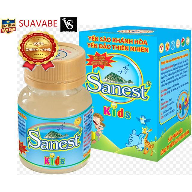 Nước yến trẻ em Sanest Kids Khánh Hòa