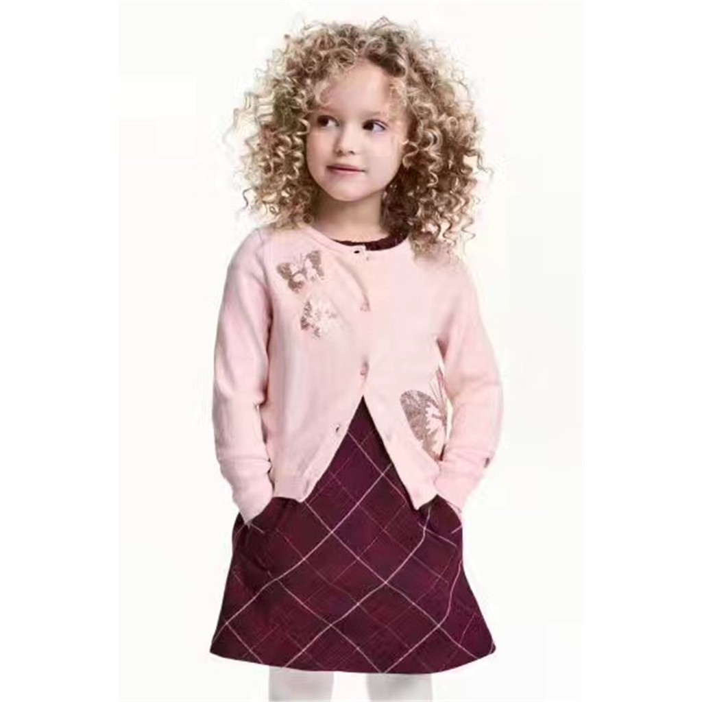 Áo khoác len H&M bé gái - 2926695 , 373171177 , 322_373171177 , 245000 , Ao-khoac-len-HM-be-gai-322_373171177 , shopee.vn , Áo khoác len H&M bé gái