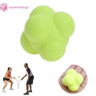 ✿WB✿ Hexagonal ball reaction ball agile ball ball towards ball training ball spe