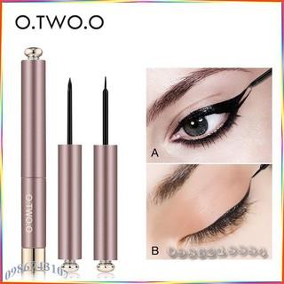 Bút kẻ mắt dạng nước O.TWO.O Rose Gold Waterproof Liquid Eyeliner ARE2 thumbnail