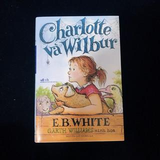Sách - Charlotte và Wilbur