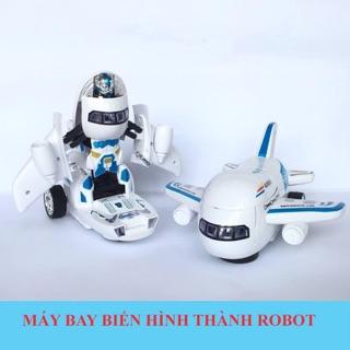 Máy bay robot biến hình Airbus 380 hàng nhập khẩu