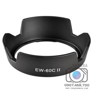 Loa che nắng (Hood) Canon EW-60C II thumbnail