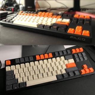 Bộ nút bàn phím 104+21 khắc bằng laser OEM PBT cho bàn phím cơ Cherry filco thumbnail