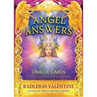 [Mã TOY88 giảm 15% đơn 99K] [Tarotscopes]Bộ bài Angel Answers Oracle Cards