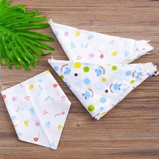 HL – Combo 3 bộ sản phẩm (2 yếm ăn 1 cotton+1 khẩu trang xô +1 đũa tập ăn) cho bé _HLimported _HL hàng nội địa