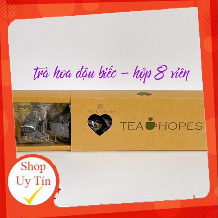 Tea Hopes - Trà viên thảo mộc hoa đậu biếc - 105g