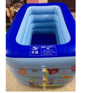 Bể bơi sâu 4 tầng