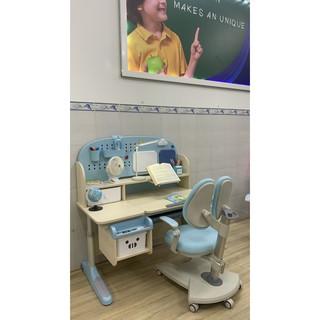 Bộ bàn ghế học Chayomi A99 Xanh. (TẶNG KÈM BỘ BỌC GHẾ)