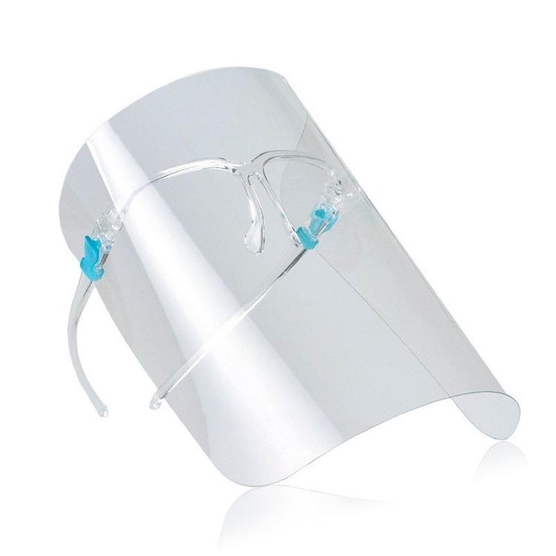 (Hàng loại 1) Tấm chắn giọt bắn, kính chắn giọt bắn có gọng nhựa cao cấp, tấm che mặt,