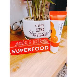 Tẩy Tế Bào Chết Môi Missha Super Food Apricot Lip Scrub