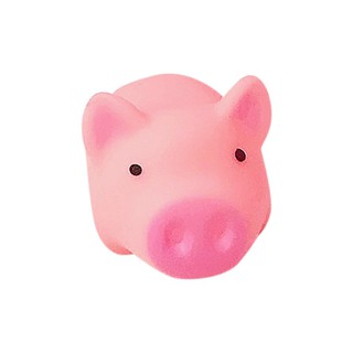 👉BT👉Cartoon Soft Cute Pink Pig Tricking Children Toys Venting Pig Squeezing Toy