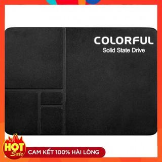 Ổ cứng SSD colorful 120GB 160GB SL300 SATA III 2.5 inch thumbnail