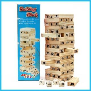 Trò chơi rút gỗ thông minh