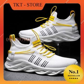 Giày Thể Thao Nam Tăng Chiều Cao 3-5 Cm Siêu Nhẹ Siêu Thoáng - G03 thumbnail