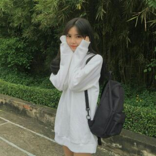 [THANH LÝ] SWEATER TRẮNG SIZE M