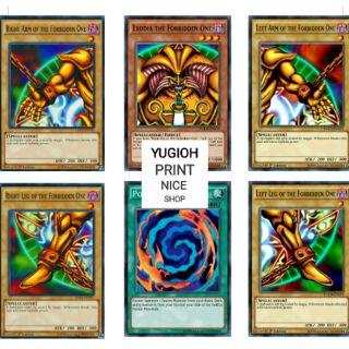 Bài YuGiOh – Bộ 54 lá bài in trong Legendary Deck