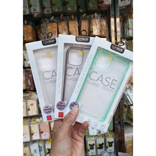 Ốp LikGus trong cho iPhone 12 Mini, 12, 12 Pro, 12 Pro Max chống sốc không ố màu