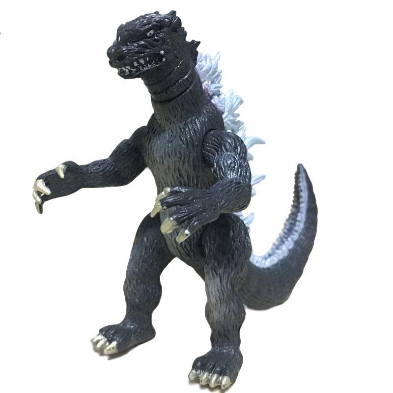 Mô hình khủng long búp bê làm bằng tay Godzilla