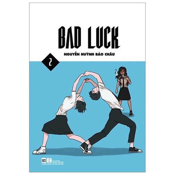 Sách - Bad Luck - Tập 2