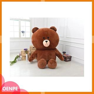 [THANH LÝ] [FREESHIP ĐƠN 99K]Gấu Bông Brown 1M5 Khổ Vải – Cao 1M3 – Gấu Bông Cao Cấp – Rẻ Vô Địch