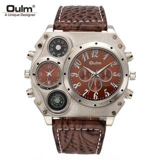 Đồng hồ quartz nam OULM nhiều mẫu 1349